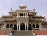A heritage musium in Jaipur Albert Hall